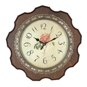 포도나인장미신주벽시계