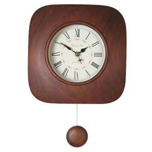 원목네모sn14(대) 추벽시계