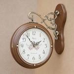 큐빅양면시계(월낫)