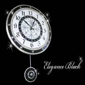 엘레강스무소음(블랙)