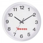 원형알미늄벽시계 [CN-305T]