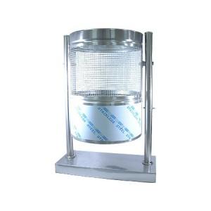 TSH-500 가로용 휴지통 (재털이겸용)-망