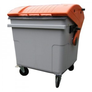 STC-1100 실외용 쓰레기통 1100리터