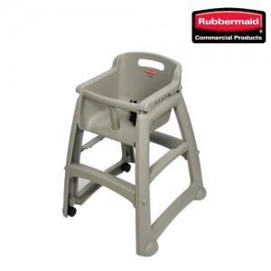 러버메이드 [7814-08] 러버메이드 유아용 의자