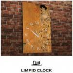 림피드명화벽시계[클림트초상1]