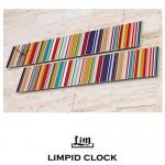 림피드와이드벽시계[CH-040] - 시계+스틱