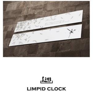 림피드와이드벽시계[RHW-012] - 시계+스틱