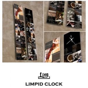 림피드와이드벽시계[RHW-009] - 시계+스틱