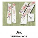 림피드와이드벽시계[CH-042] - 시계+스틱