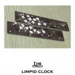 림피드와이드벽시계[CH-039] - 시계+스틱