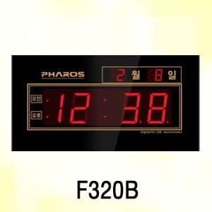 F320B/시간자동보정,월/일표시