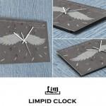 림피드벽시계[CH-069]