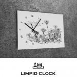 림피드벽시계[CH-080]
