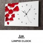 림피드벽시계[Licm-18]
