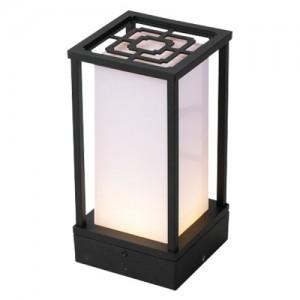 LED(8W) 문주등(4845)大[흑색/실버 색상선택 가능]