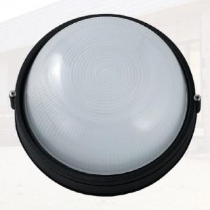 원형 벌크헤드(방수등)(4270) 大 [흑색/밤색 색상선택 가능]