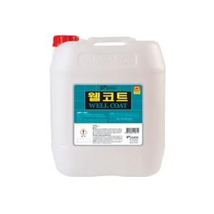 [캉가루 PVC타일 웰 수지왁스 바닥광택제 18.75L]