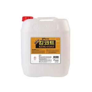 캉가루 PVC타일 킹코트 수지왁스 바닥광택제 18.75L