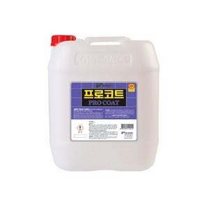 [캉가루 PVC타일 프로 수지왁스 바닥광택제 18.75L]