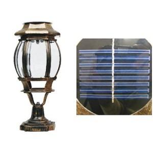 LED 태양광 정원등 [문주잔디등 4907소형 선택-문주등/벽등, 선택-LED/파워LED]