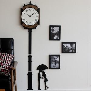 시계탑 무소음벽시계