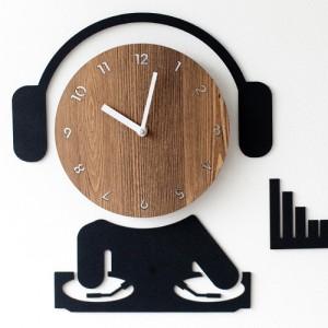 디제이 무소음벽시계