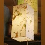 특가 [한지등] 사각2호팬던트[잎새한지]잎새,잎새모양,잎새한지,한지등,전통등,이쁜팬던트,긴사각팬던트,사각조명,이쁜전등할인,이쁜전등DC