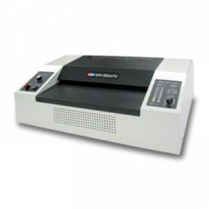 [GHQ-320AUTO] HotRoller식 코팅기, 320mm, 1500mm(분), 롤러4개, 온도조절, 속도조절