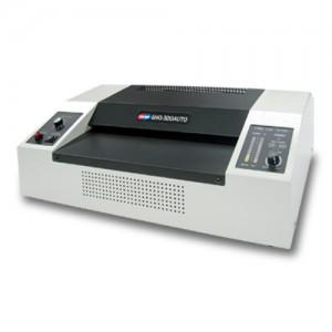 [GHQ-320PR3] HotRoller식 코팅기, 320mm, 2500mm(분), 롤러6개, 온도조절, 속도조절