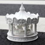 Merry-go-round X CLOCK (회전목마 탁상시계)탁상시계/인테리어시계/시계/수공예시계/데스크탑시계/책상시계