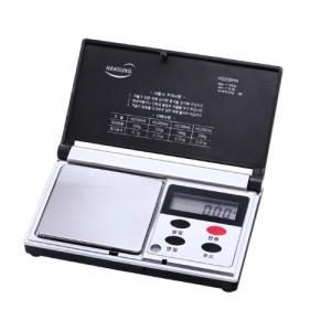 HS-HN -  series (0.01g/0.1g~100g/500g) 휴대용전자저울