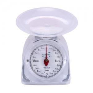 투명주부저울 2kg 내부관찰용