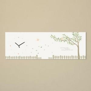나무이야기02 (내츄럴 인테리어벽시계)