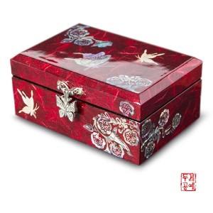 한지 직거북보석함[나비 적색]가격:50,000원