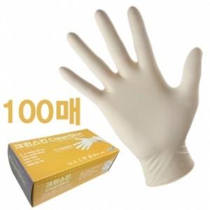 크린스킨라텍스 100P (1통)