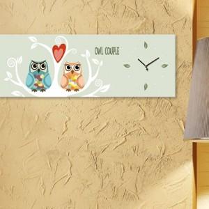 로맨틱부엉이 (로맨틱 인테리어시계)