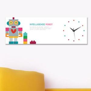 큐트로봇05 (로맨틱 인테리어시계)