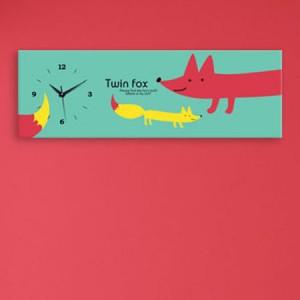 레드폭스 (로맨틱 인테리어시계)