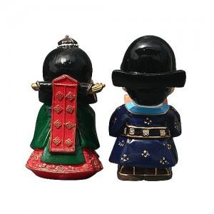 인형 set 중[신라왕,왕비]가격:25,000원