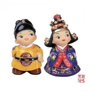 인형 set 소[조선왕,왕비I]가격:20,000원