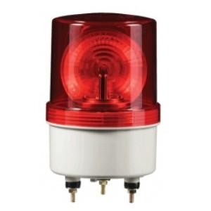 S100LR LED 반사경회전 경고등  Ø100mm Max.90dBled경고등, 표준형 경고등, 비상등, 안전등, 도로안전용품, 소방시설용품, 도로시설, 안전용품, 보안용품,