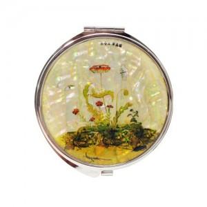 [신사임당] 초충도 - 양귀비와 흰나비 손거울가격:15,000원