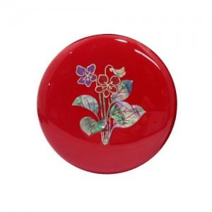 도라지꽃 원형손거울 [빨강]가격:12,000원