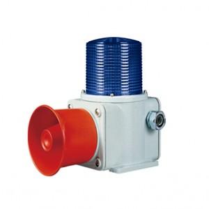 SHDS 신호음 선박, 중부하 경고등/표시등