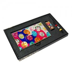 나전 USB 2종세트 - 태극봉산탈가격:40,000원
