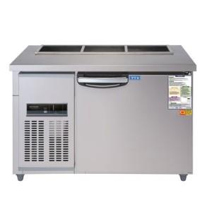우성 찬밧드(테이블)냉장고 CWSM-120RBT(디지털) 냉장용