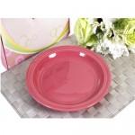 키친아트 조이디쉬 접시 1P(핑크