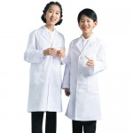 LC01WWT2 어린이 오픈가운 면혼방20수