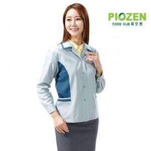 여성 작업복[PL-J102]