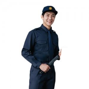 지벤 ZIBEN ZB-Y1043(상하) 동복 경비복